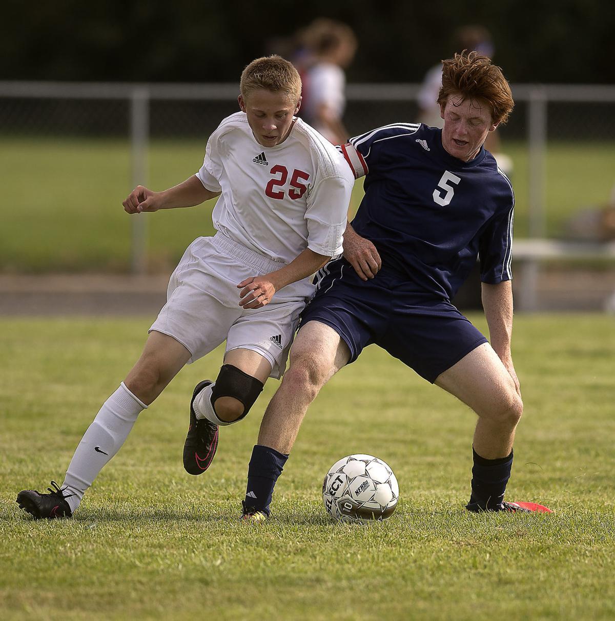 Boys Soccer - Community School Vs. Filer