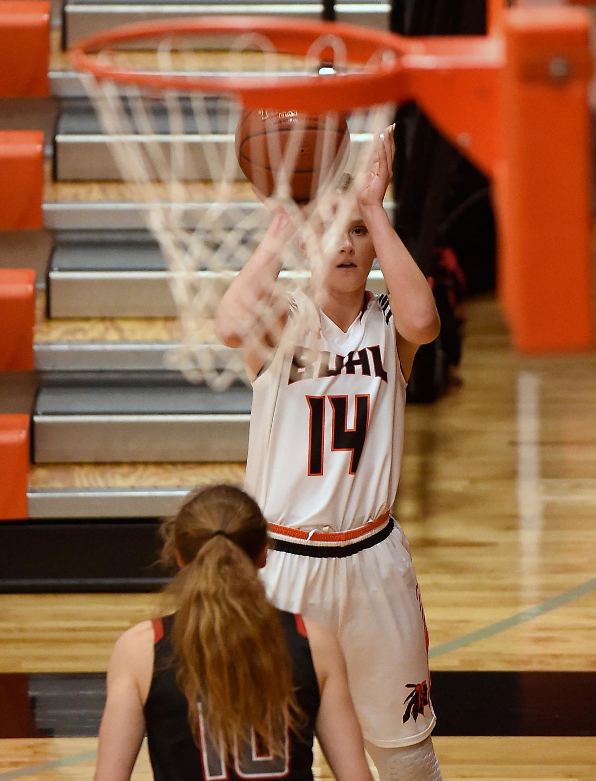 Girls Basketball - Gooding Vs. Buhl