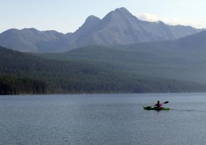 Glacier National Park maintenance backlog drops