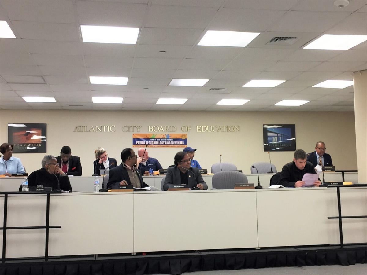 Atlantic City school board