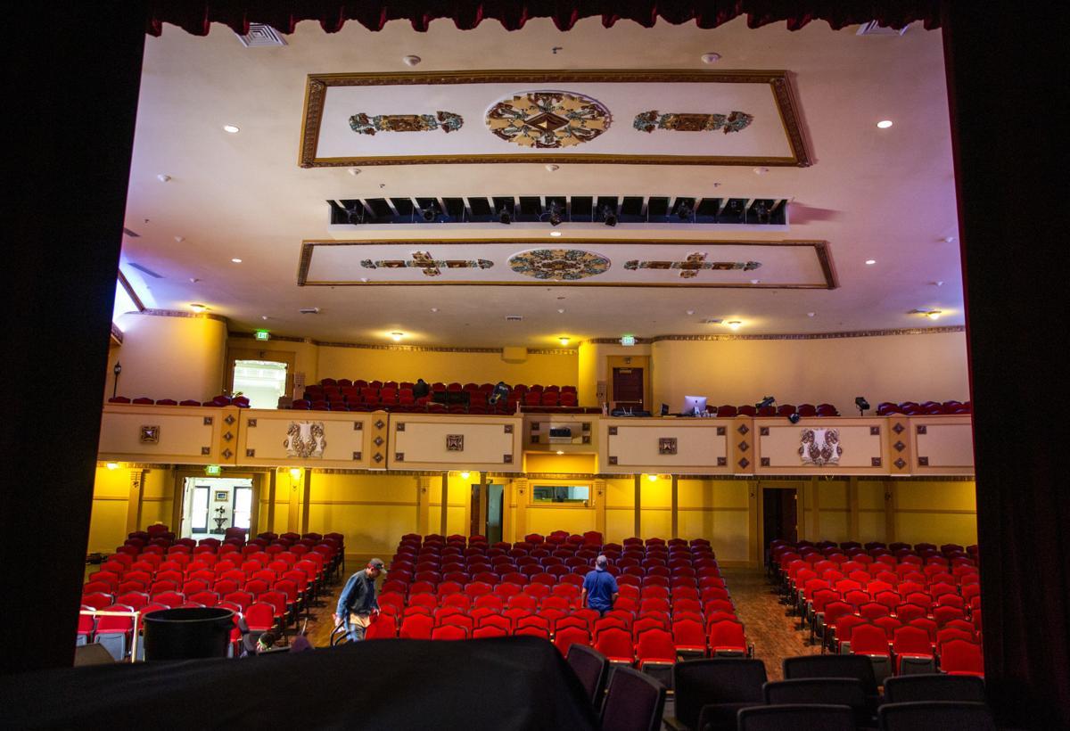 Historic Wilson Theatre