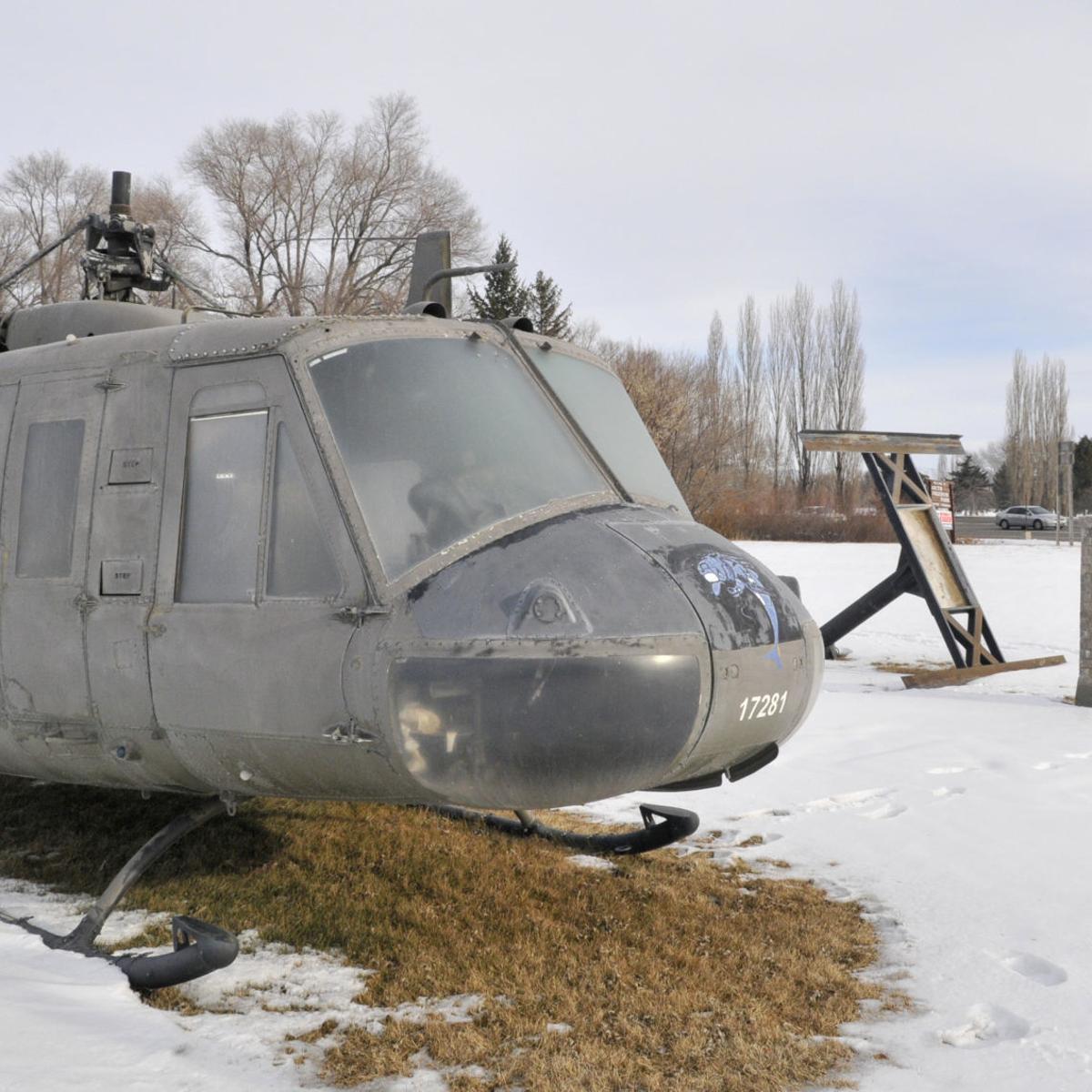 Veterans work to raise money to repair Burley Vietnam War