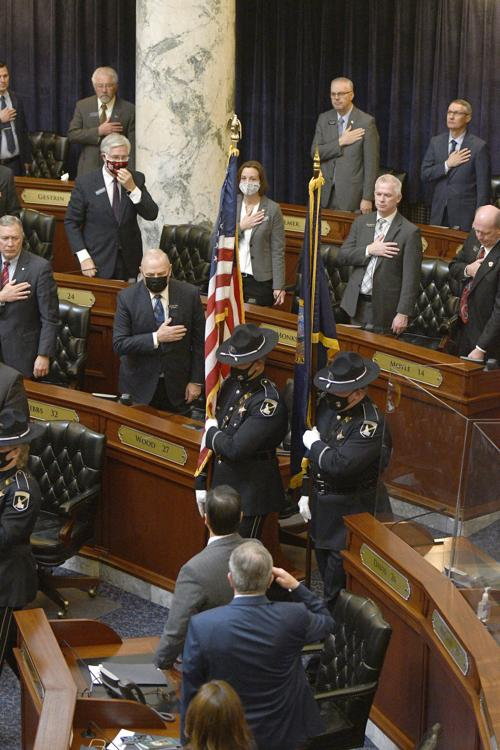 State of the State address goes virtual