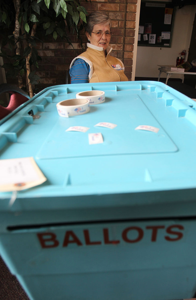 Election Day for Local Offices