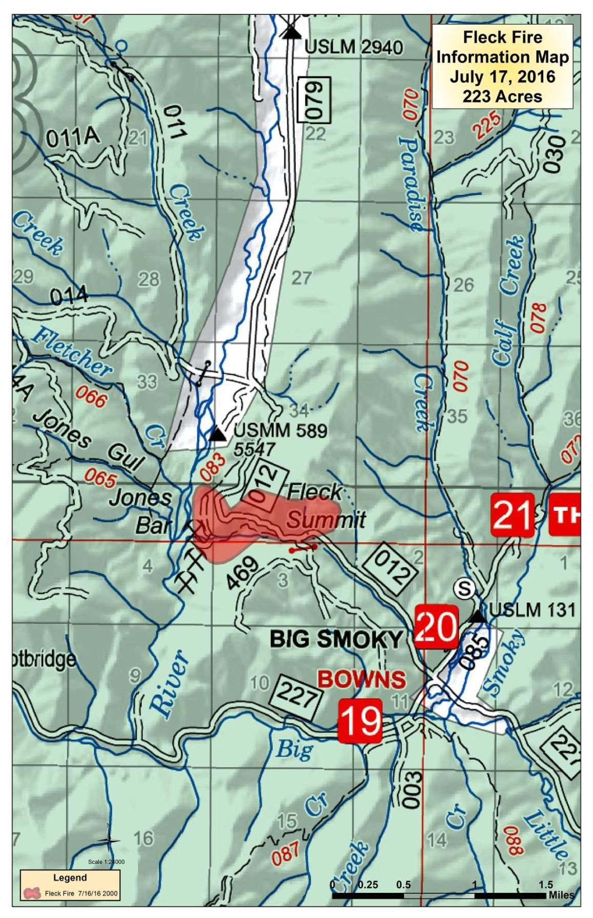 Fleck Fire North Of Fairfield 60 Percent Contained Southern Idaho