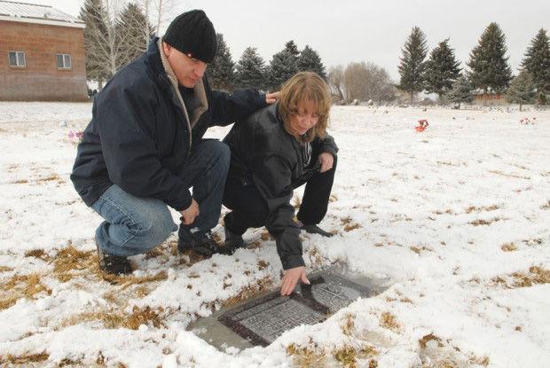 Regina Krieger's Grave