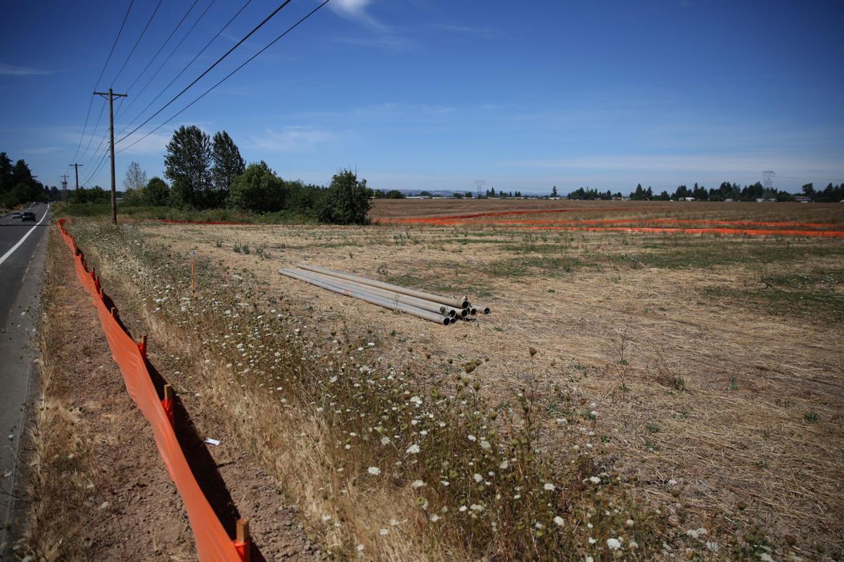 Trucking contaminated soil