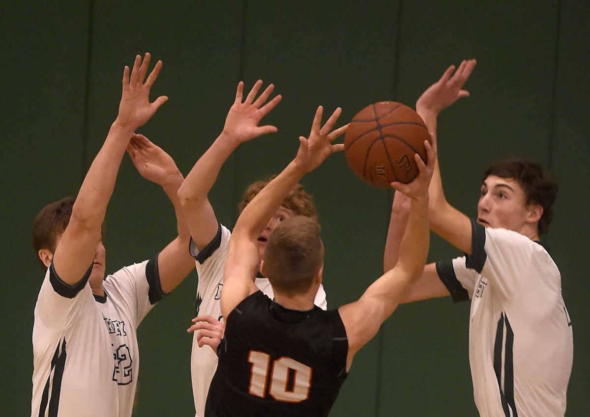 Boys Basketball - Jerome Vs. Burley