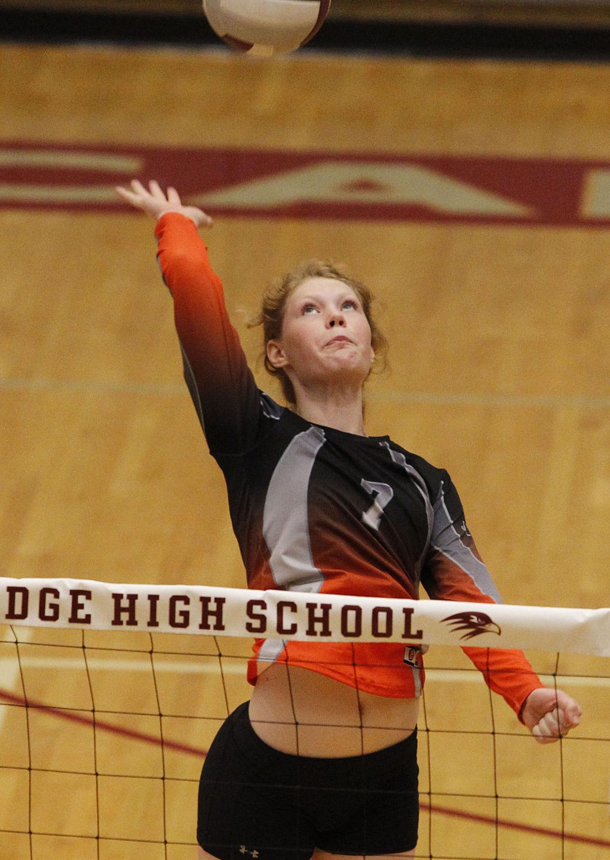 Volleyball - Jerome Vs. Canyon Ridge