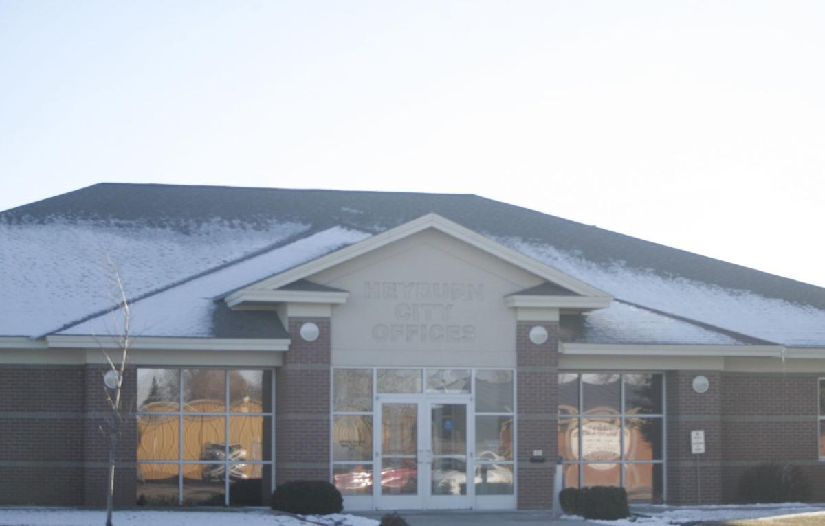 Heyburn City Hall