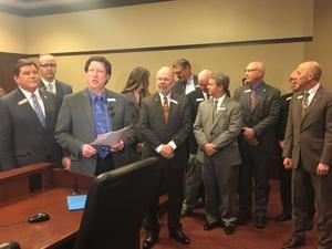 Idaho Supreme Court to hear veto challenge arguments