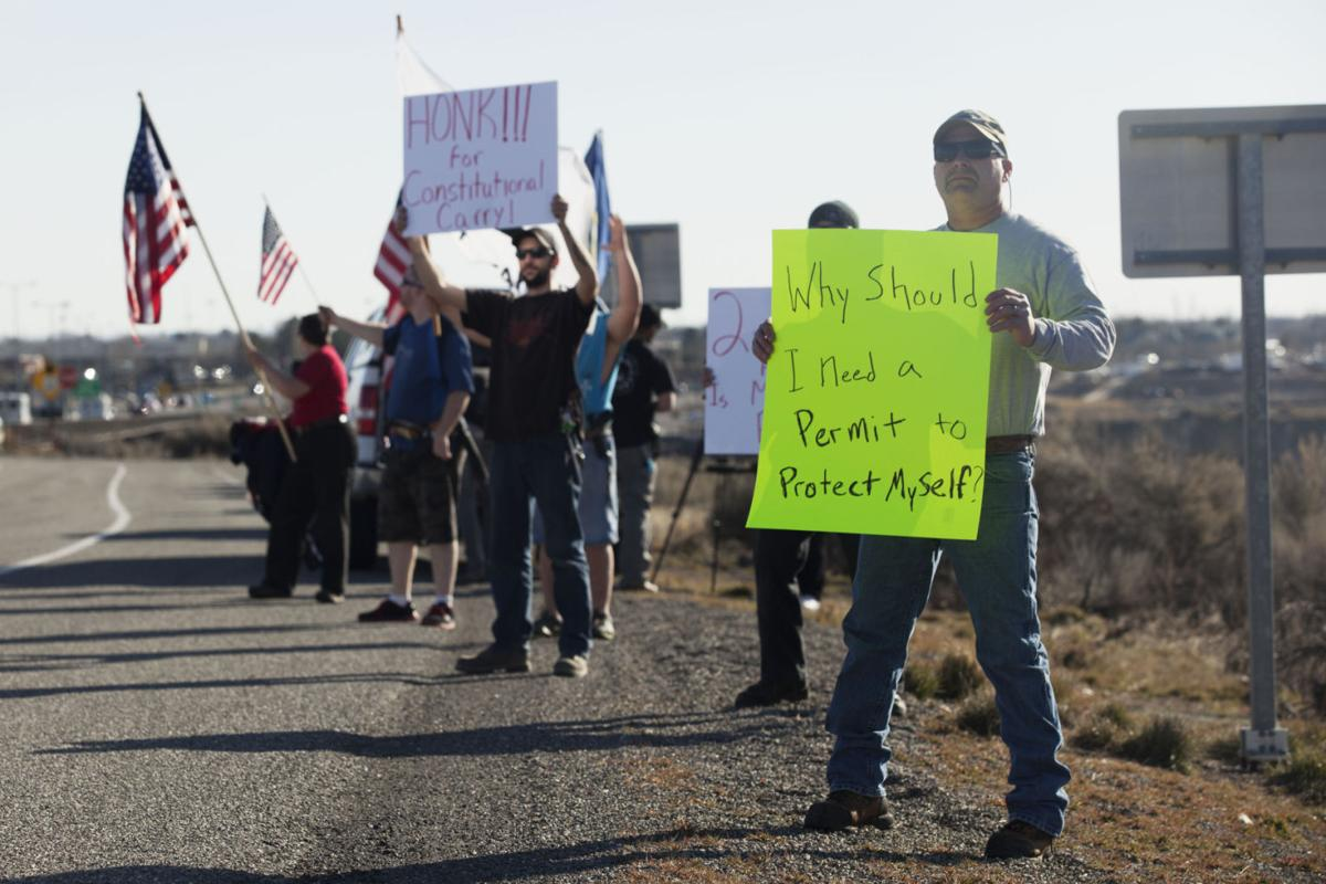 Constitutional Carry Rally
