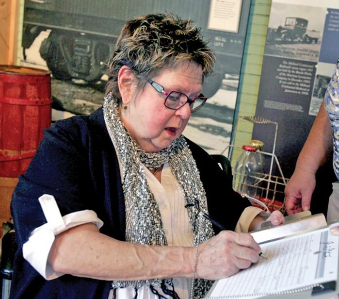 Daughter Of Peggy Lee Tours North Dakota Museum