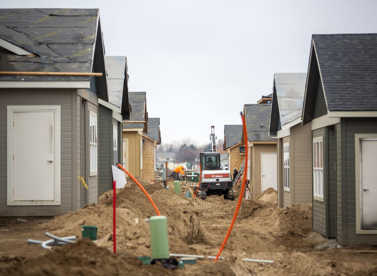 Building new homes