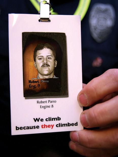 Dallas 9/11 Memorial Stair Climb