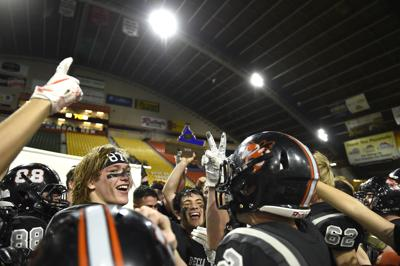 2A Football State Championships — North Fremont vs. Declo