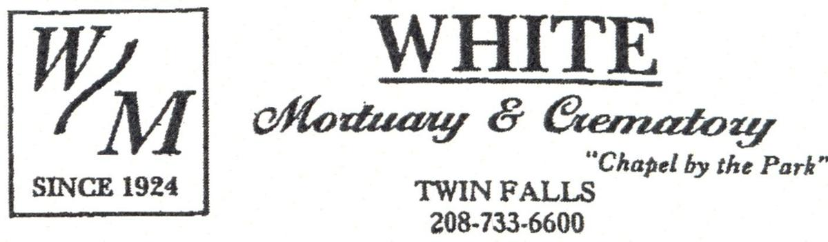 White Mortuary logo