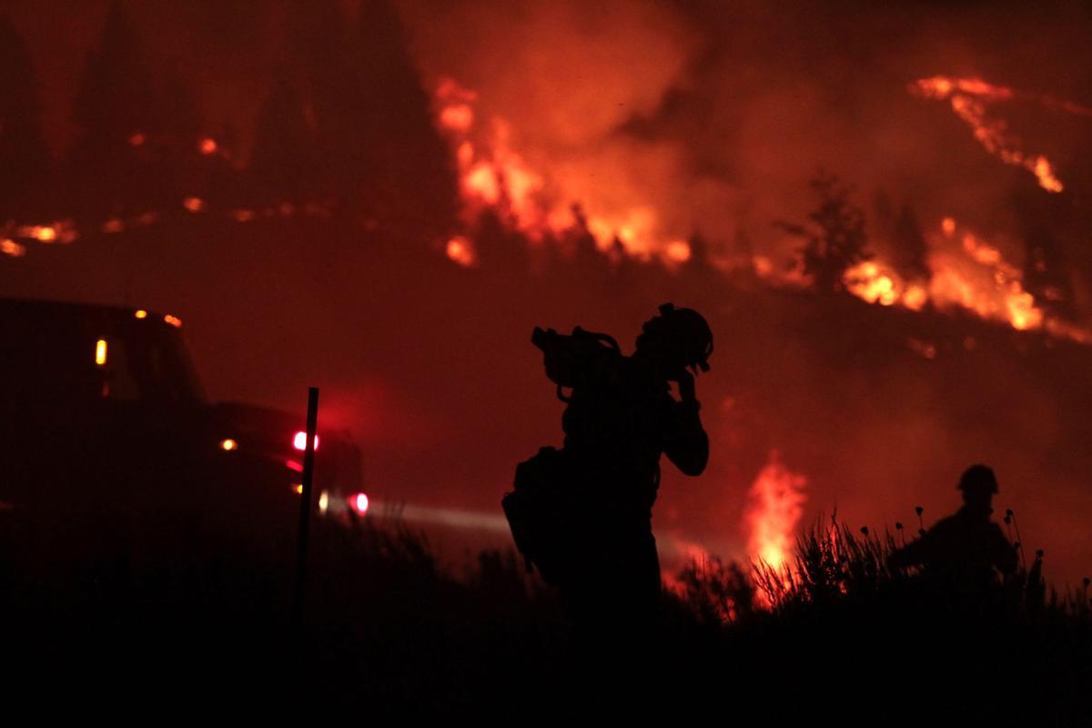 Elk Fire Complex