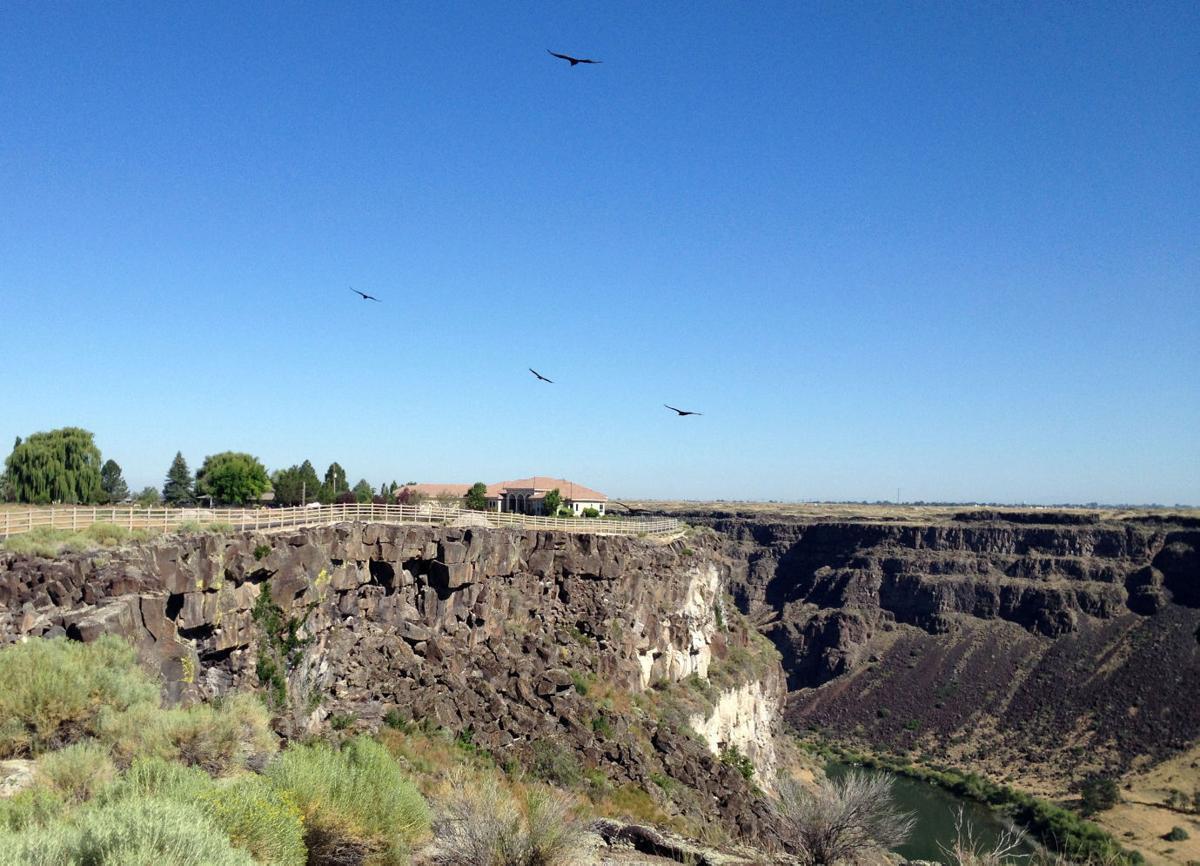 Urban Trail: Views of Pillar Falls