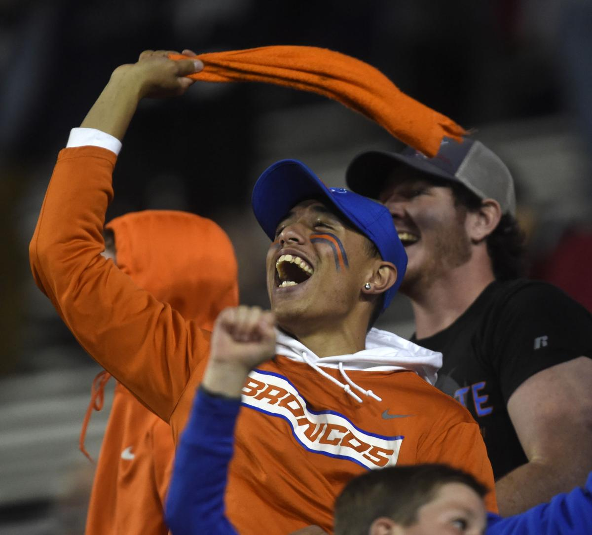 Improved Boise State gets rare football win in Provo; BYU ...