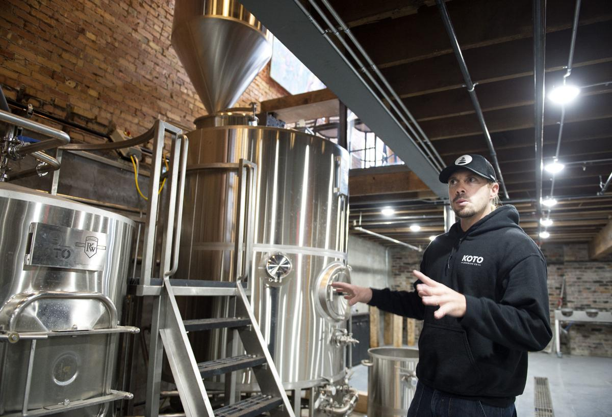 Koto Brewing Co., looks to bring culture and beer together