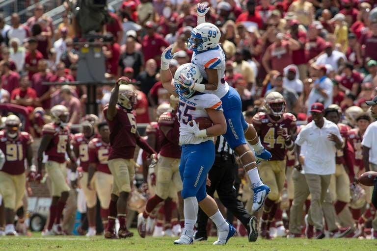 BSU Florida Game