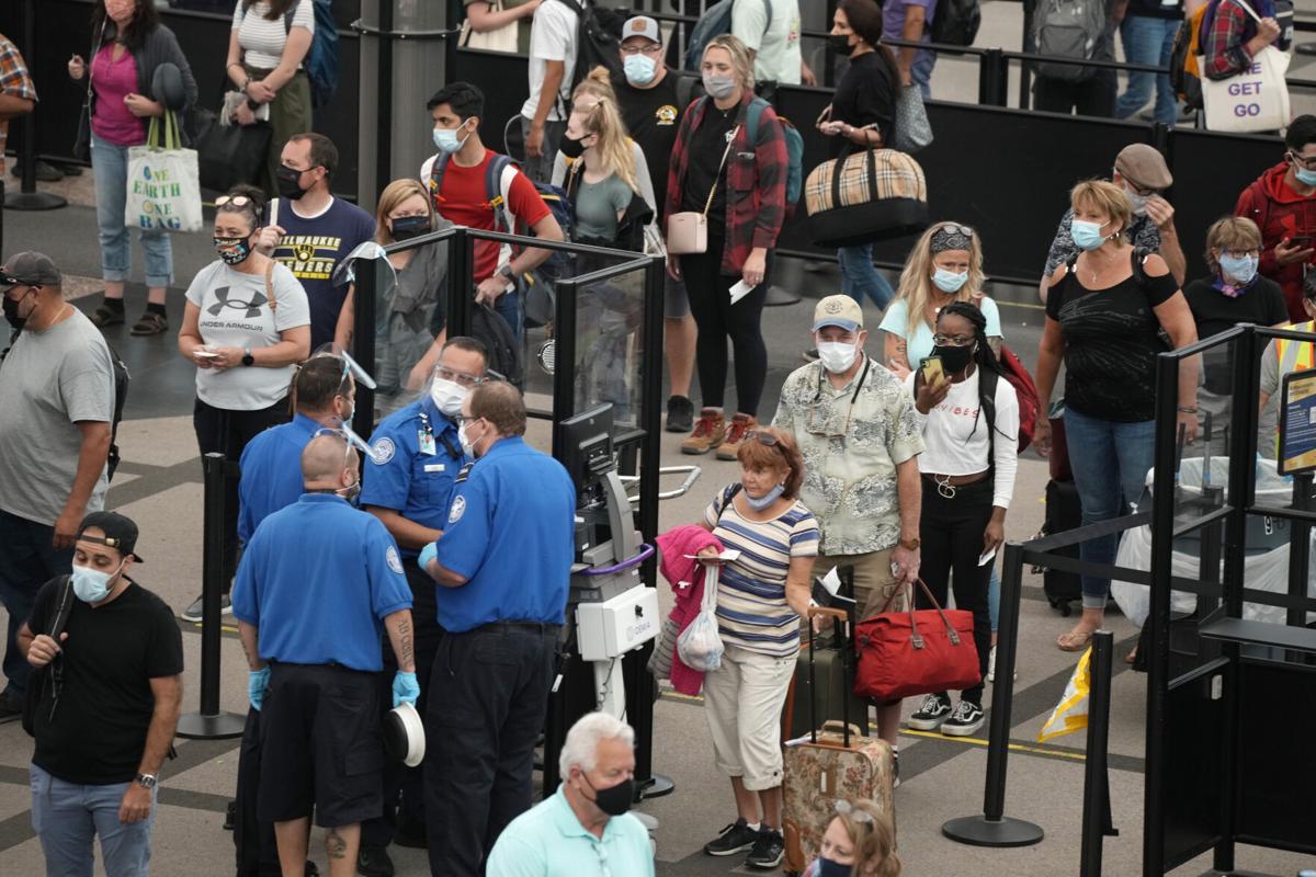 US Sept 11 Air Travel