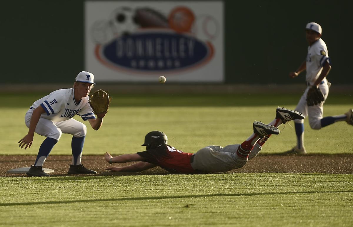 Legion Baseball - PABCO Roofers (Ore.) Vs. Twin Falls