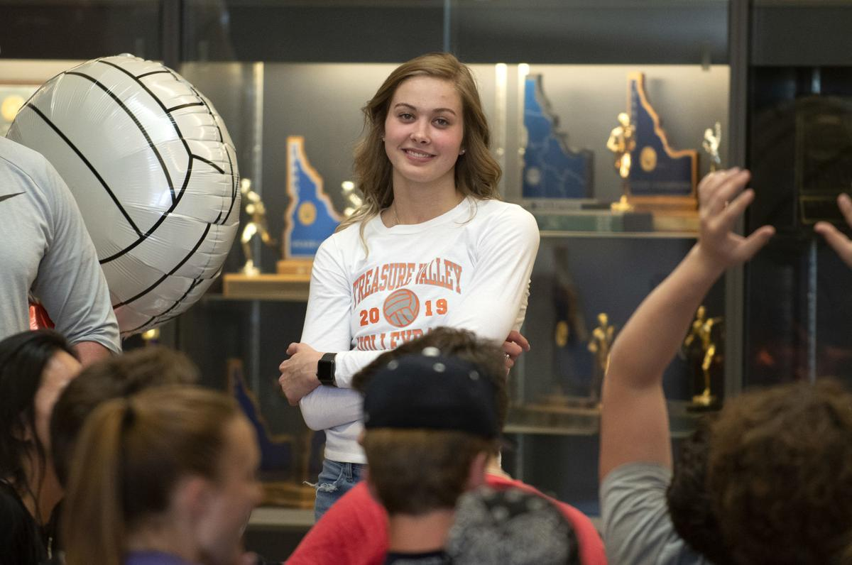 TVCC gets another commit for volleyball