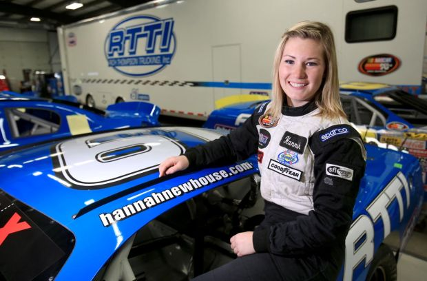 Stock Car Racer Hannah Newhouse To Appear In Twin Falls