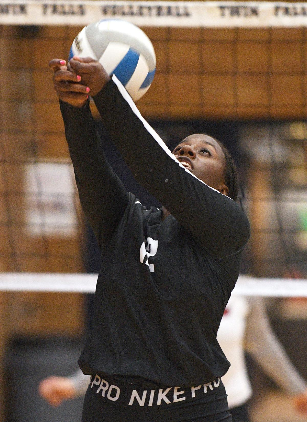 2019 4th District All-Star Volleyball