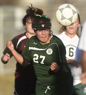 PHOTOS: Girls Soccer - All-Star fame for 4A/3A schools