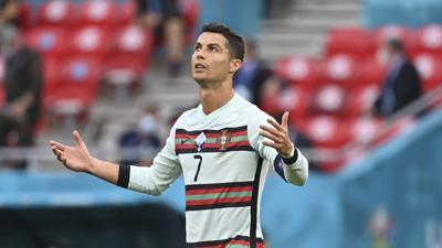 Hungary Portugal Euro 2020 Soccer