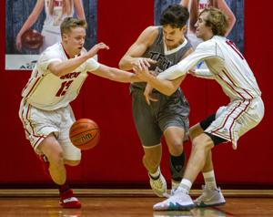 PHOTOS: Twin Falls vs Minico boys basketball