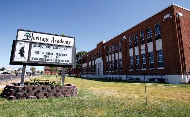 Heritage Academy Exterior