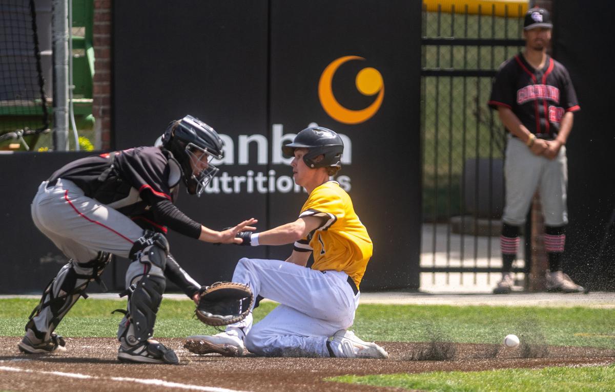 Baseball - Colorado Northwestern Vs. CSI