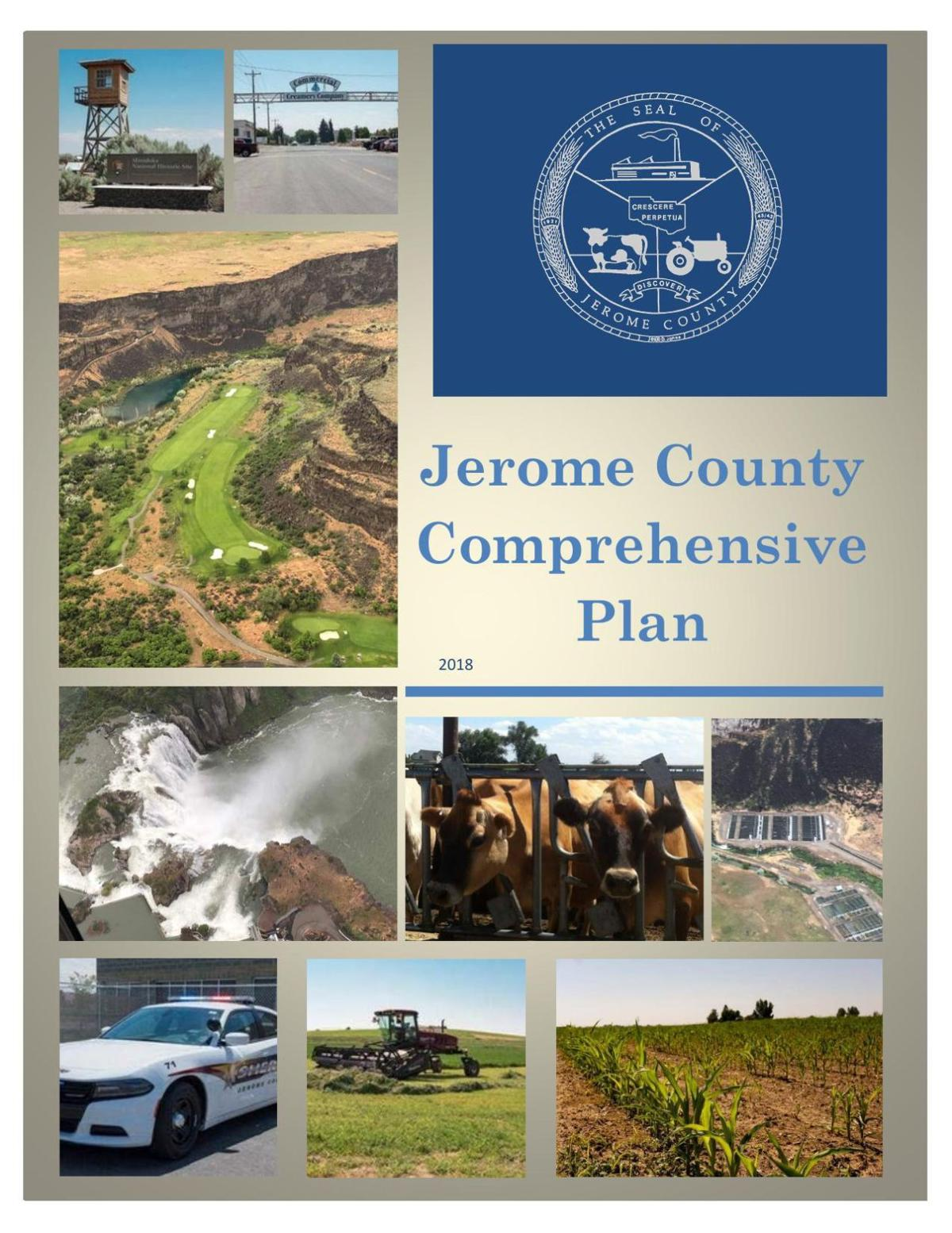 Proposed 2018 Jerome County Comprehensive Plan