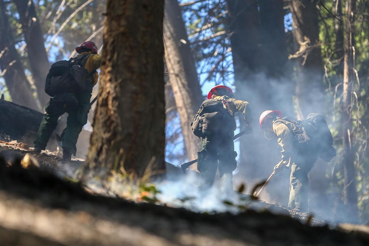 Phillips Creek Fire