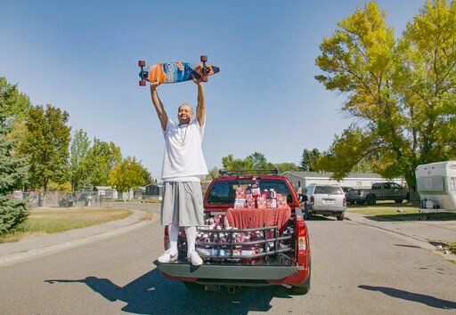 With 'Dreams' and juice, Idaho man finds online fame