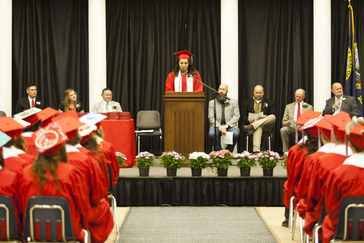 Filer High School Graduation