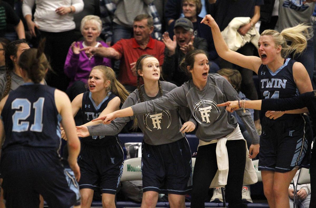 State Championship Basketball - Twin Falls Vs. Bishop Kelly