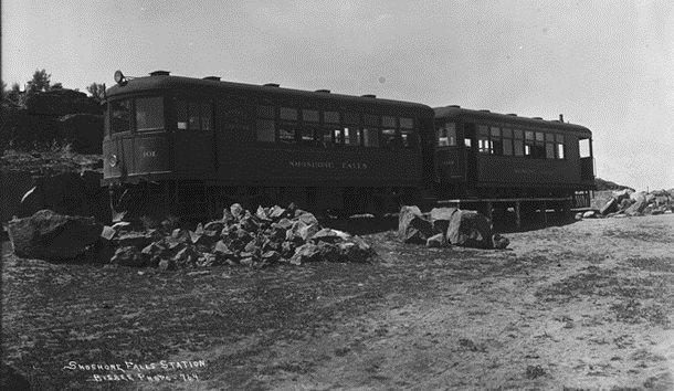 Shoshone Falls Station
