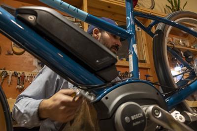 E-bikes in Twin Falls