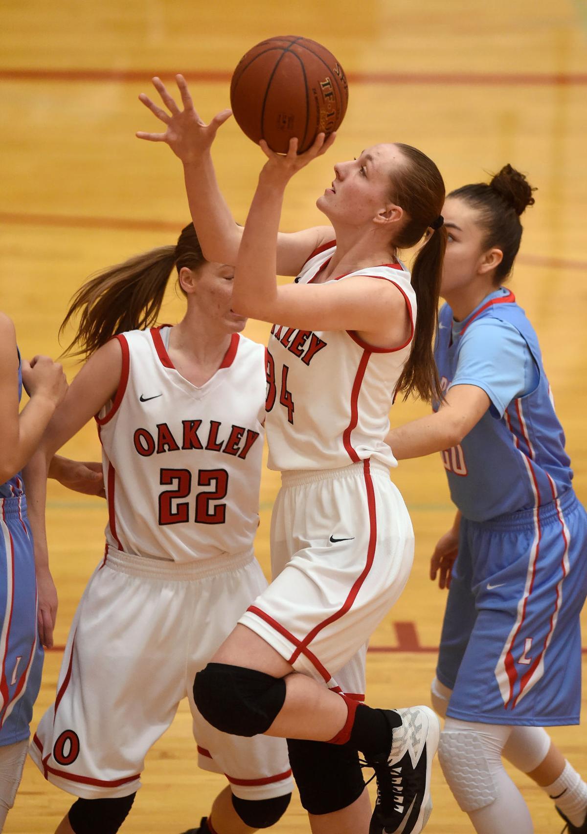 State Championship Basketball - Oakley Vs. Lapwai