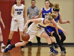 PHOTOS: Girls Basketball - Raft River Vs. Valley