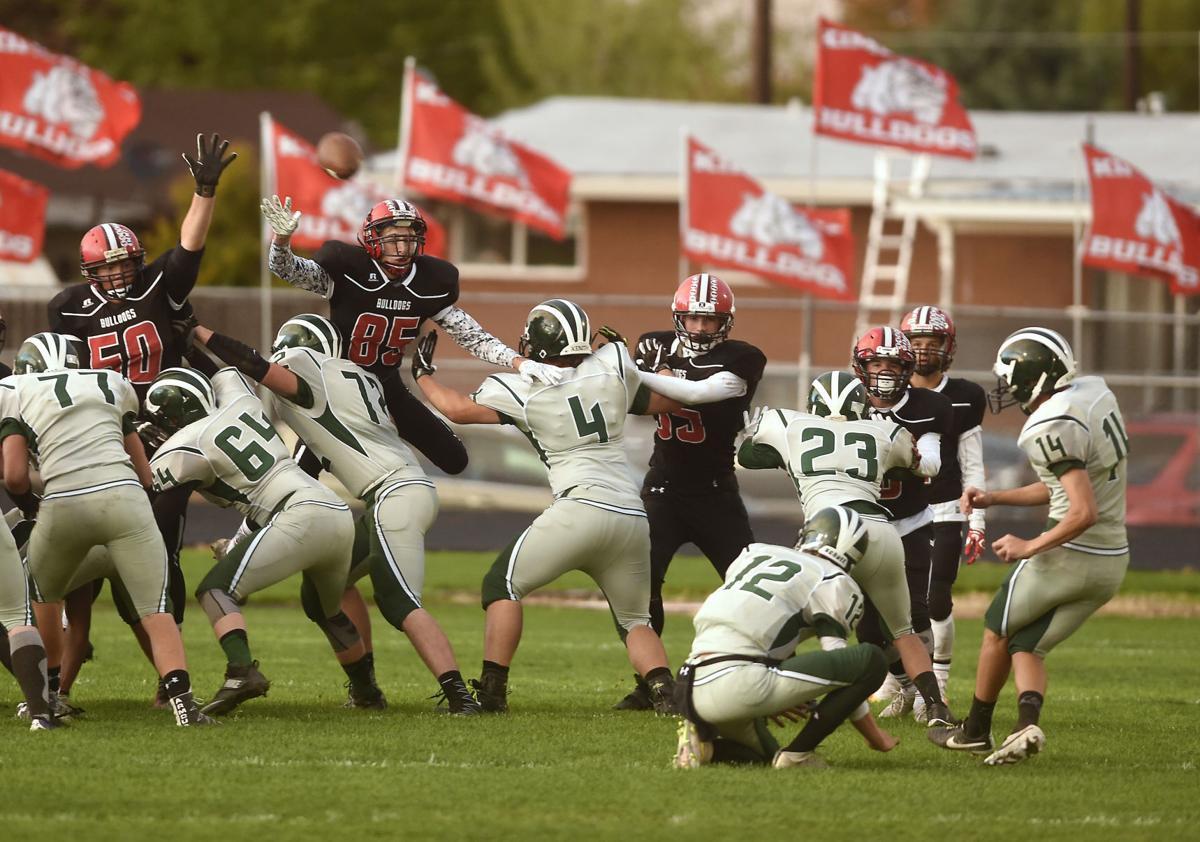 Football - Wood River Vs. Kimberly
