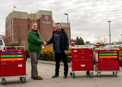 CSI cart donation