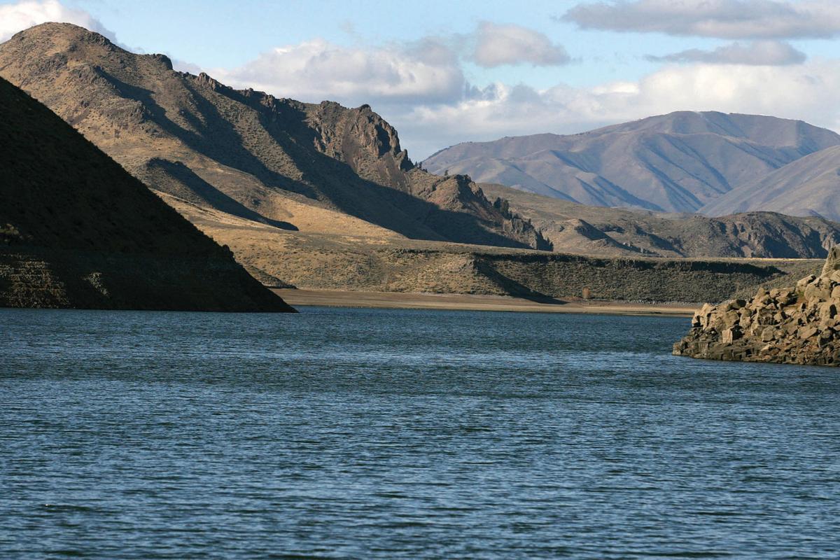 Little Wood River Reservoir