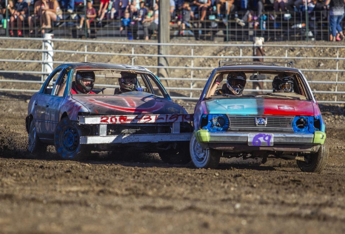 Bump-N-Rub car race