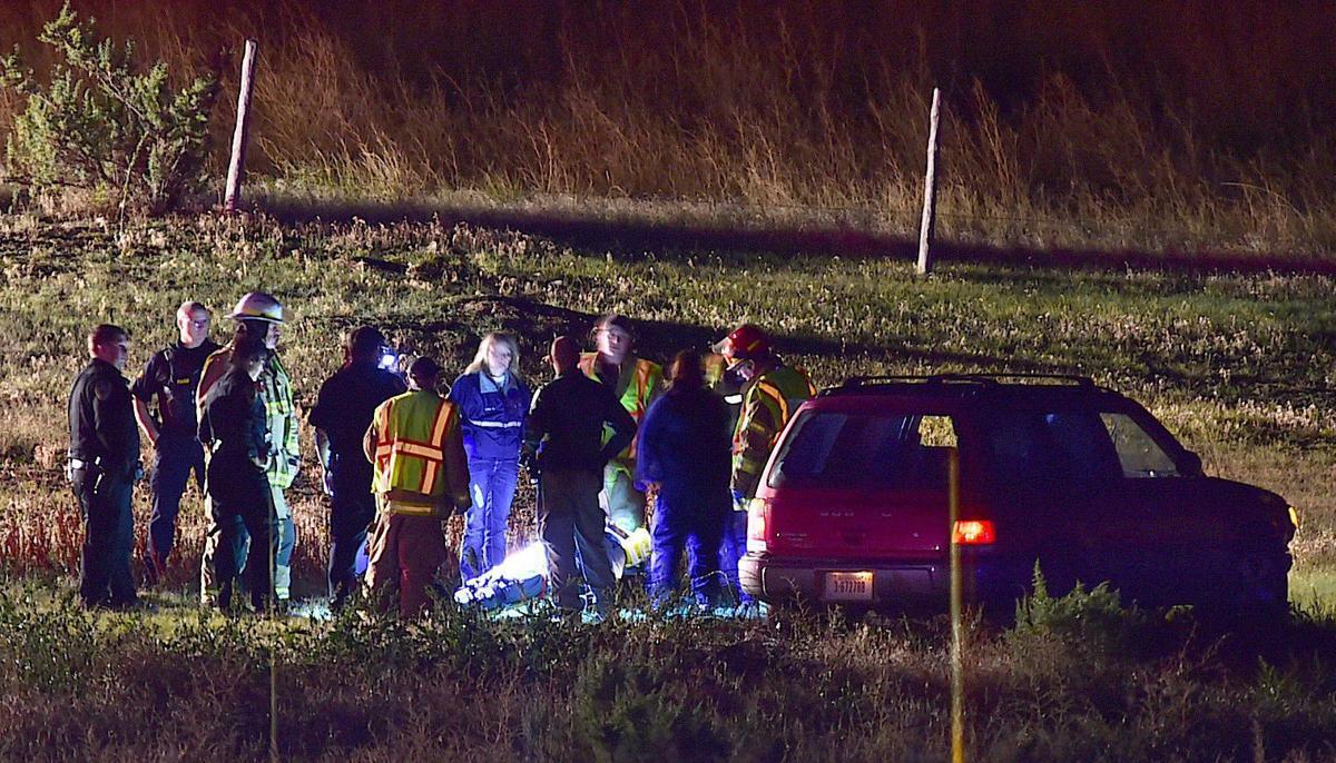 Montana gun battle: 1 man, 5 vehicles, 10 crime scenes -- in 50